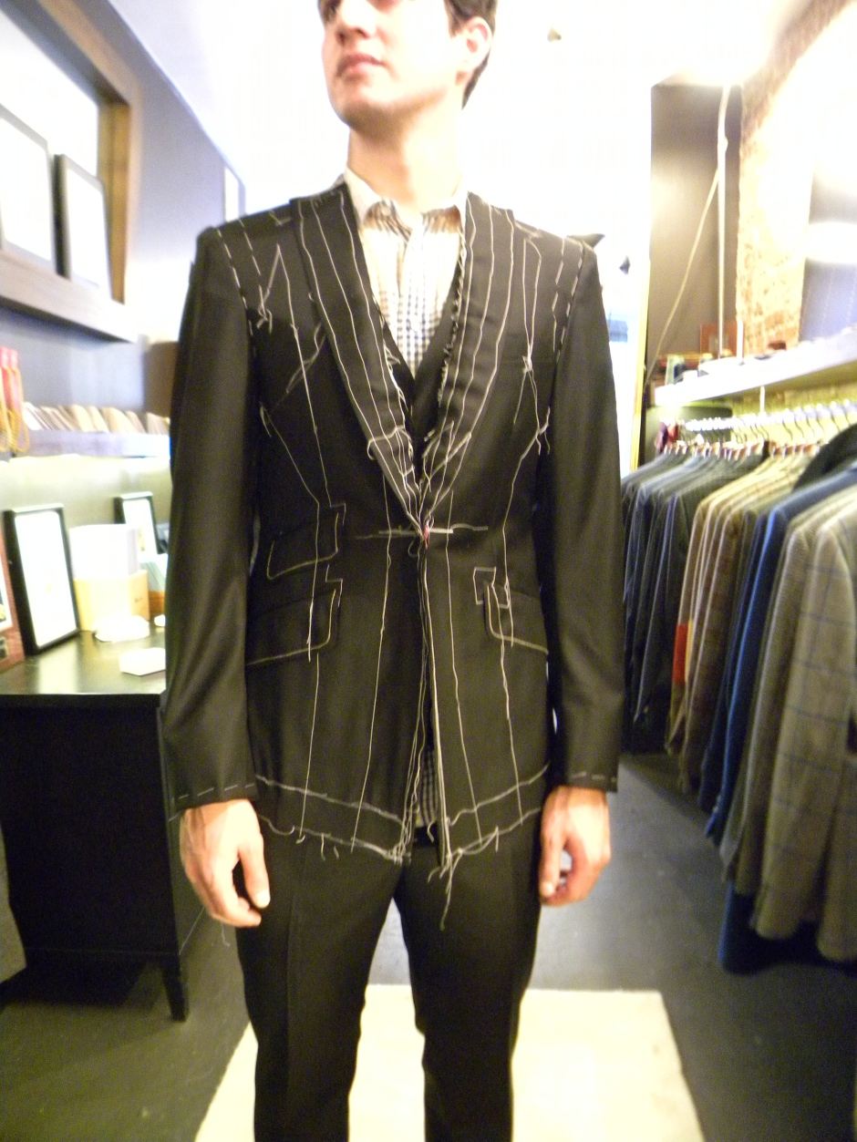 Full Bespoke Try-On