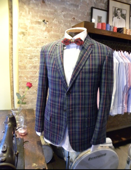 Bespoke Suits, Shirts, Tuxedos at their best.
